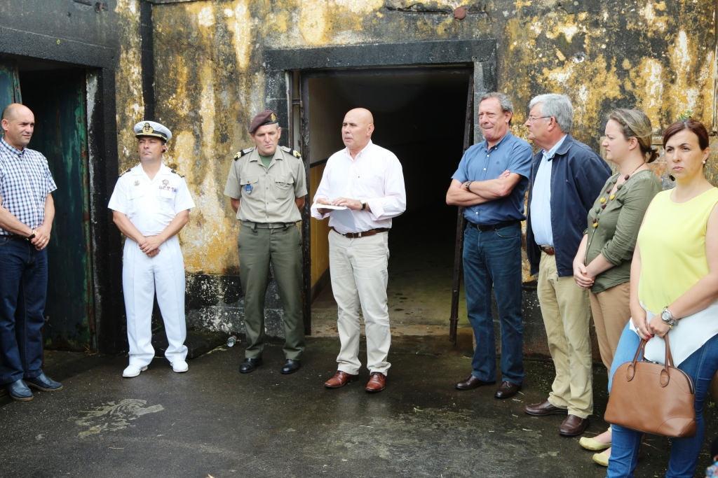 Faialenses convidados a contribuir com novas ideias para a dinamização e gestão da bateria de Costa da Espalamaca